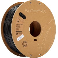 PolyTerra™ PLA - Charcoal Black (1.75mm/1kg)
