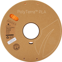 PolyTerra™ PLA - Sunrise Orange (1.75mm/1kg)