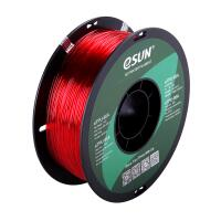 eSUN Filament | TPU-95A - clear red (1.75mm/1kg)