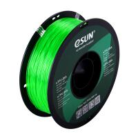 eSUN Filament | TPU-95A - clear green (1.75mm/1kg)