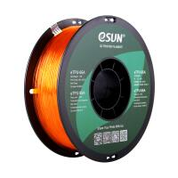 eSUN Filament | TPU-95A - clear orange (1.75mm/1kg)