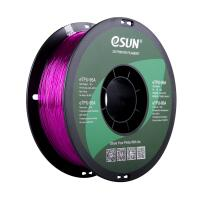 eSUN Filament | TPU-95A - clear purple (1.75mm/1kg)