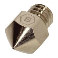 BROZZL MK8 Nozzle Plated Copper (Various Sizes)