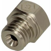 BROZZL MK10 Nozzle Plated Copper (Various Sizes) 0.6