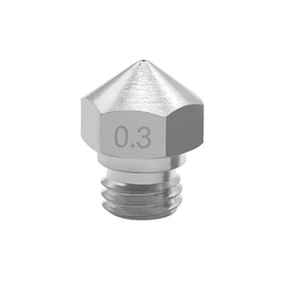 MK10 Nozzle Stainless Steel - 0.3