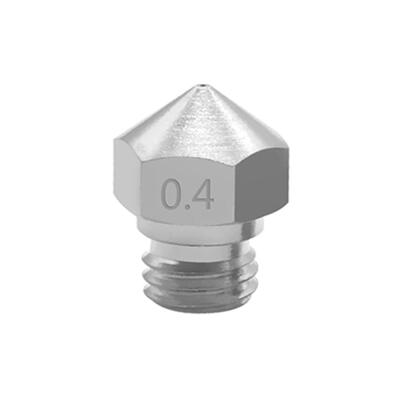 MK10 Nozzle Stainless Steel - 0.4