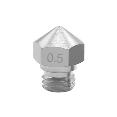 MK10 Nozzle Stainless Steel - 0.5