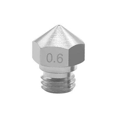 MK10 Nozzle Stainless Steel - 0.6