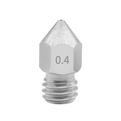 MK8 Nozzle Stainless Steel - 0.4