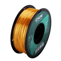 eSUN Filament | silk PLA - gold (1.75mm/1kg)