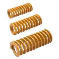 Spring for the heating bed 20mm x 8mm Yellow